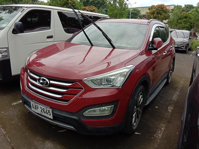 2014 Hyundai Santa Fe EVGT  2.2