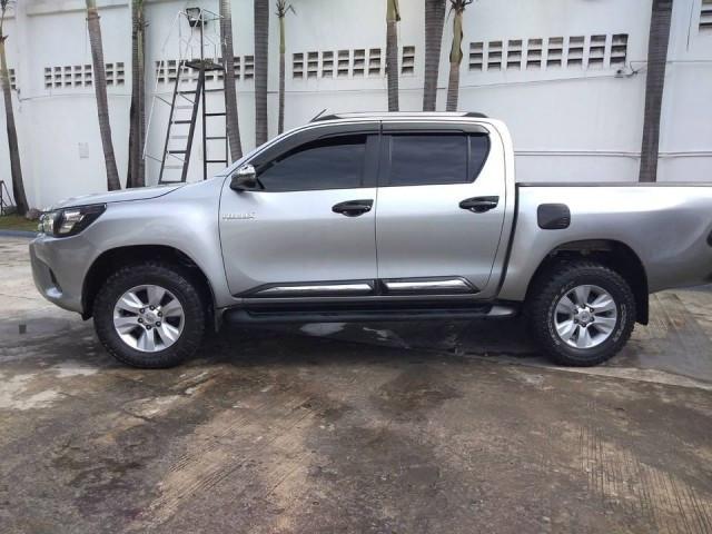 2019 Toyota Hilux G 4x4