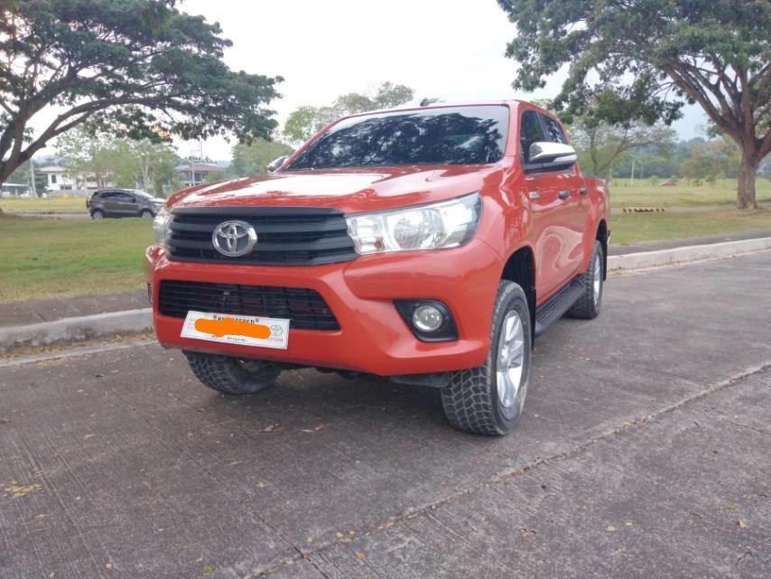2020 Toyota Hilux G 4x4