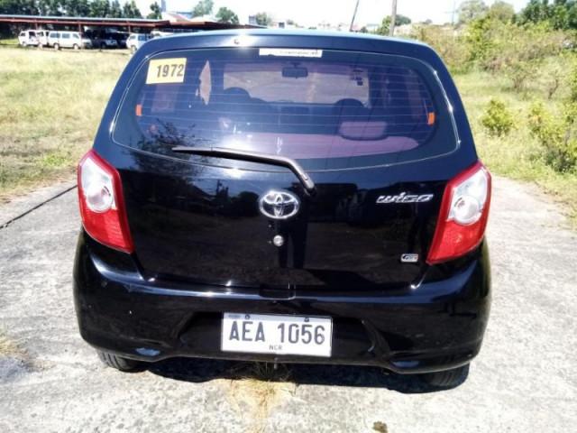 2014 Toyota Wigo E 1.0