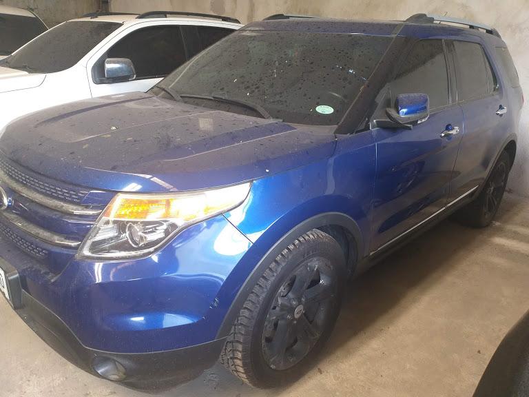 2014 Ford Explorer LT 4x2 2