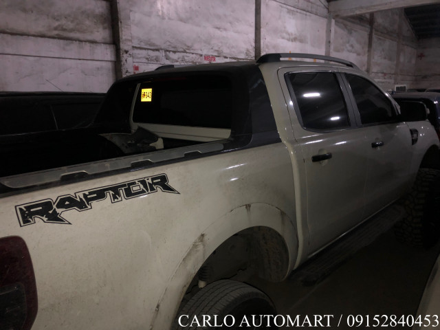 2017 Ford Ranger Wildtrak Navi 4x2 2.2