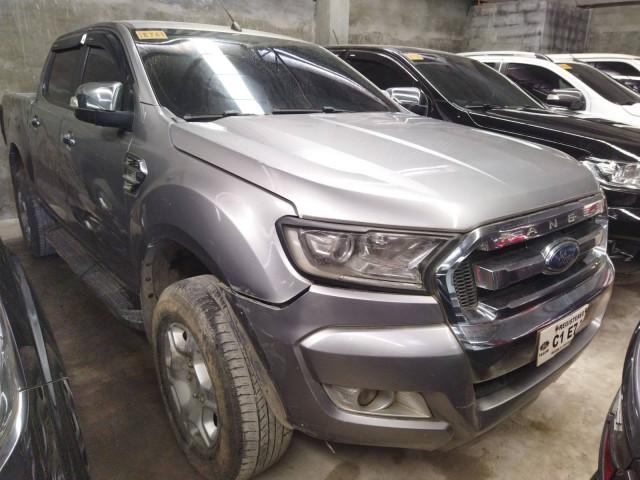 2018 Ford Ranger XLT 4x2 2.2