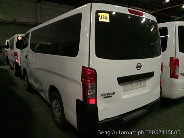 2020 Nissan Urvan NV350 2.5