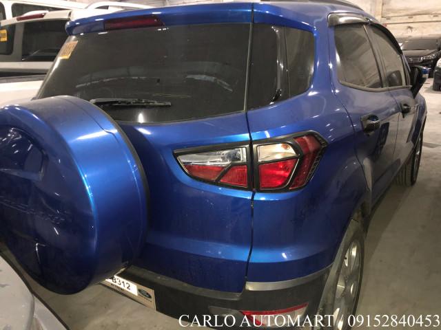2018 Ford Ecosport Trend 1.5