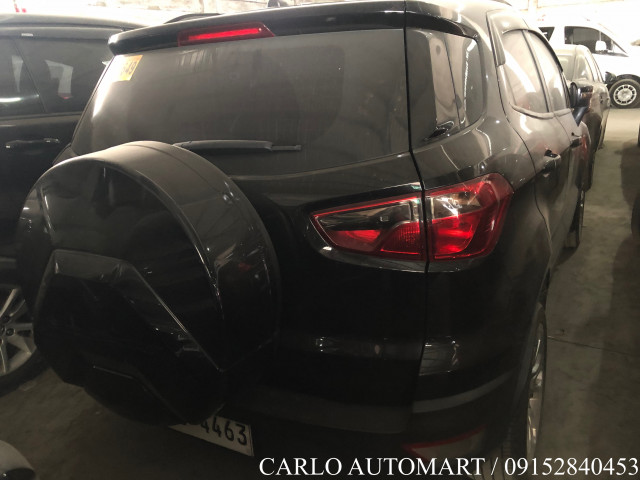 2018 Ford Ecosport Trend 4x2 1.5