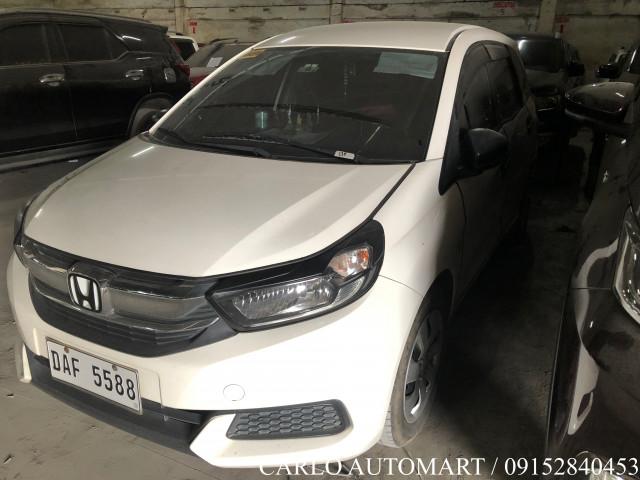 2017 Honda Mobilio E 1.5