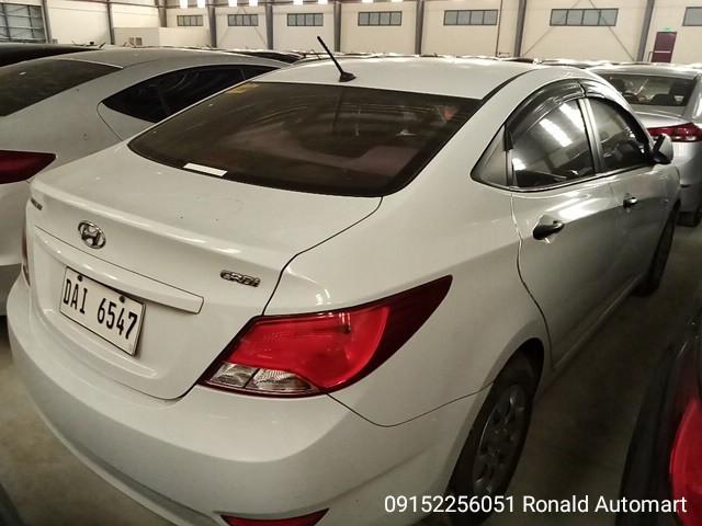 2018 Hyundai Accent GL 1.6