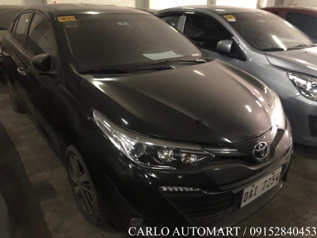 2018 Toyota Vios G 1.5