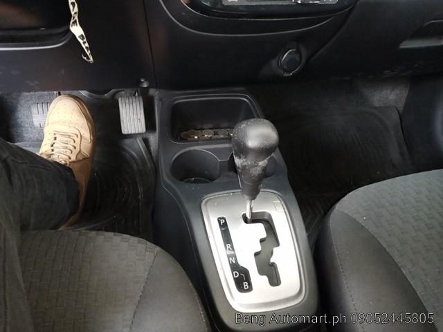 2018 Mitsubishi Mirage GLX 1.2