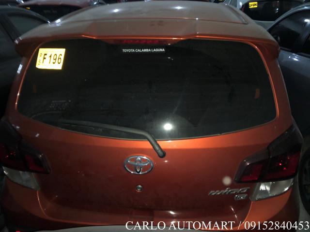 2020 Toyota Wigo G 1.0