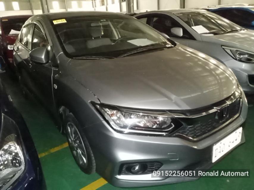 2019 Honda City E 1.5