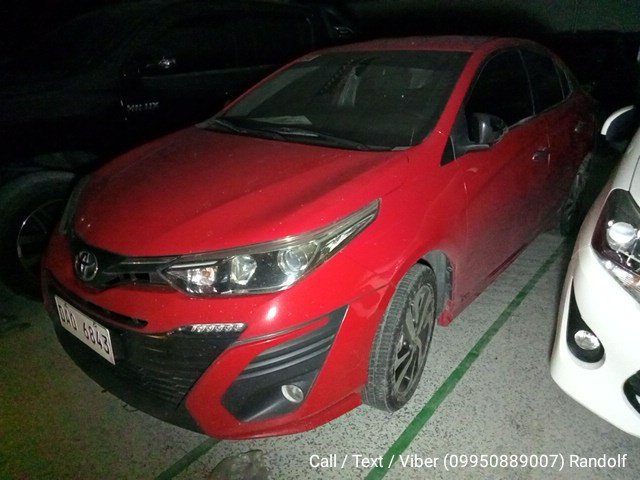 2019 Toyota Vios G+ 1.5