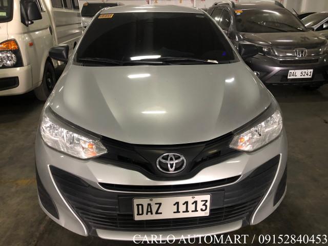 2018 Toyota Vios Base