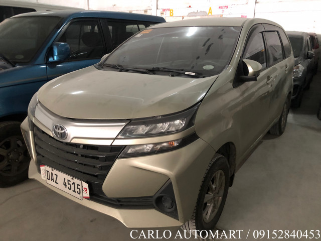 2020 Toyota Avanza E 1.3