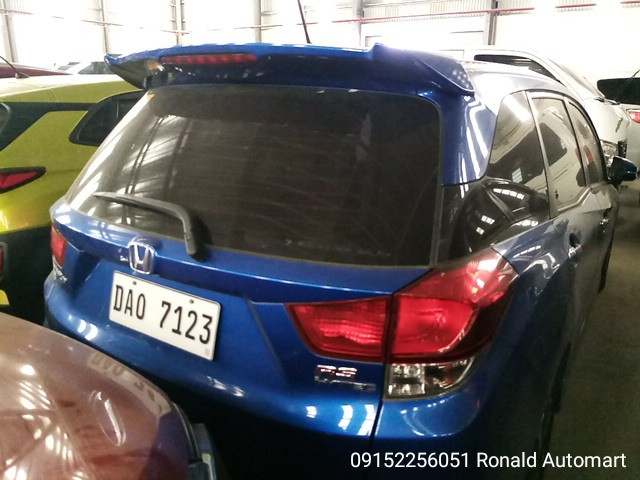 2018 Honda Mobilio Navi 1.5