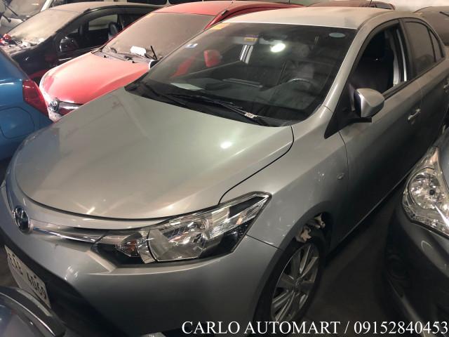 2018 Toyota Vios E 1.3
