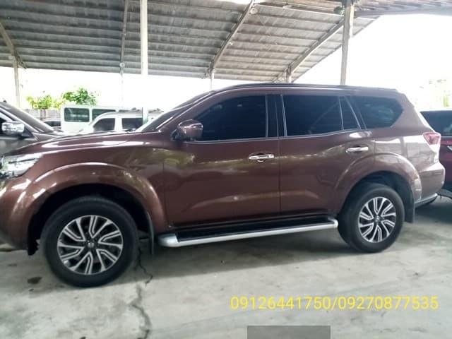 2019 Nissan Terra 4x4 2.5