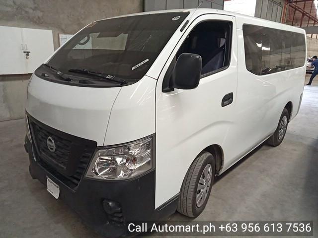 2019 Nissan Urvan NV350
