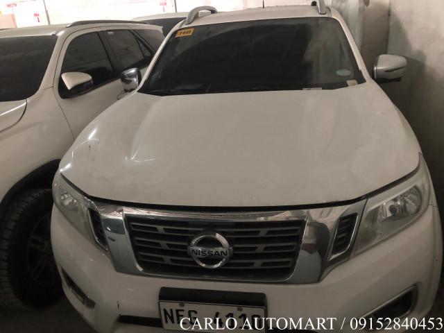 2019 Nissan Navara NP300 EL Calibre 4x2 2.5