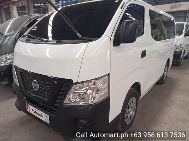 2020 Nissan Urvan NV350 CRDi 2.5
