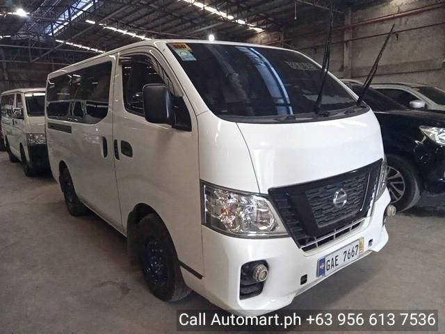 2018 Nissan Urvan NV350