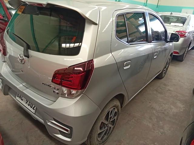 2019 Toyota Wigo G 1.0