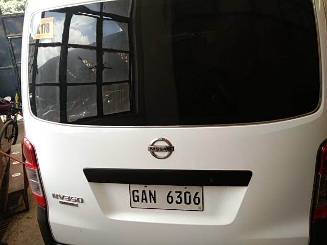 2020 Nissan Urvan Std