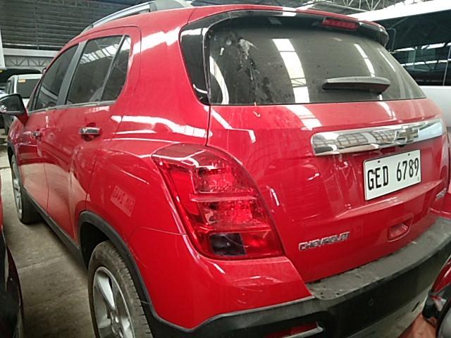 2016 Chevrolet Trax 4x2