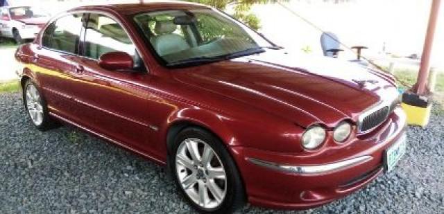 2003 Jaguar X
