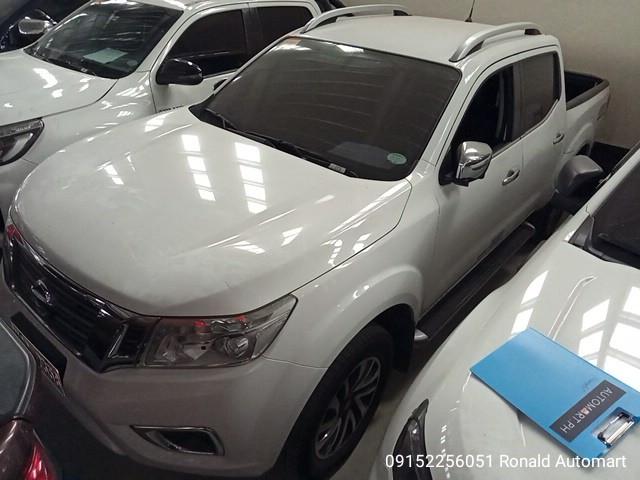 2020 Nissan Navara NP300 4x4 2.5