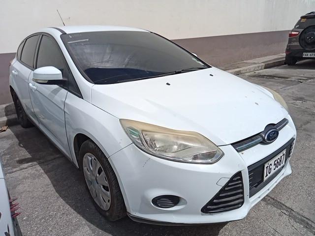 2014 Ford Focus Ambiente 1.6