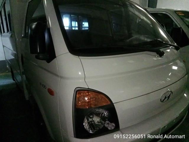 2020 Hyundai H100 CRDi 2.5