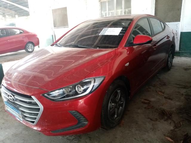 2017 Hyundai Elantra GL  1.6