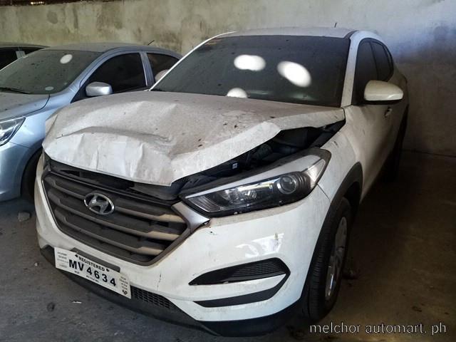 2018 Hyundai Tucson GL CRDi 4x2 2