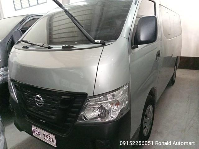 2020 Nissan Urvan NV350 Std 2.5