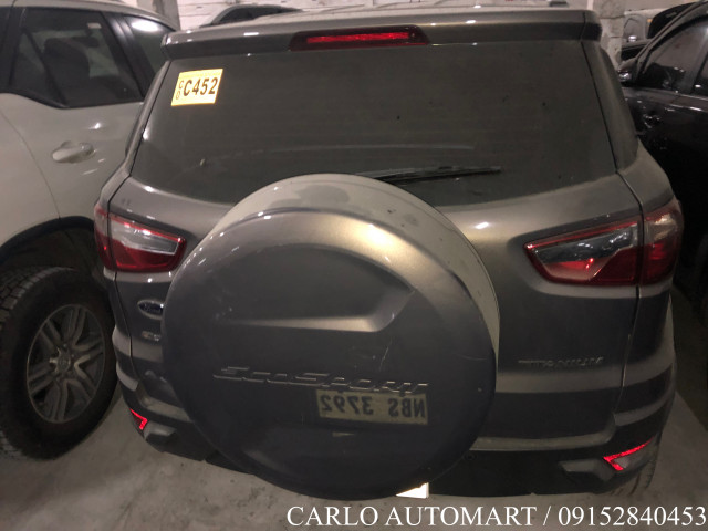 2017 Ford Ecosport Titanium 1.5
