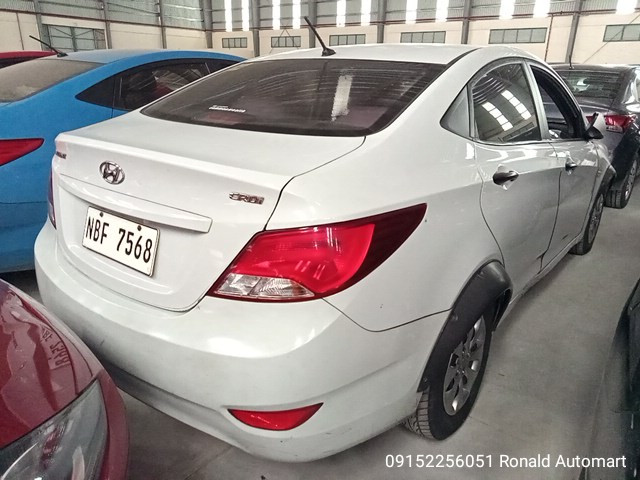 2019 Hyundai Accent GL 1.6