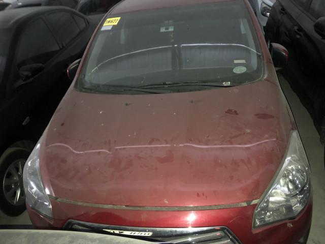 2018 Mitsubishi Mirage G4 GLX 1.2