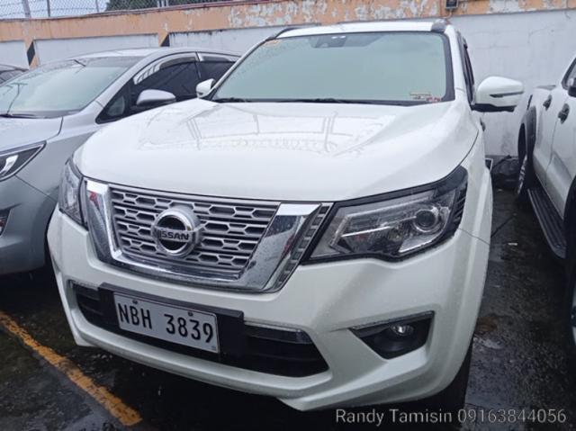 2019 Nissan Terra VL 4x2 2.5