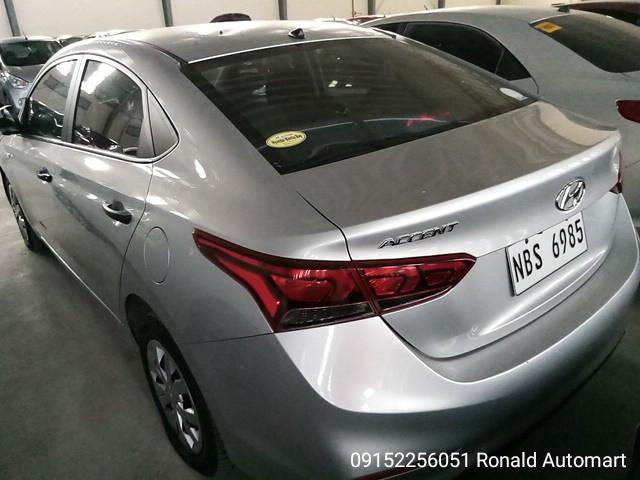 2019 Hyundai Accent GL 1.4