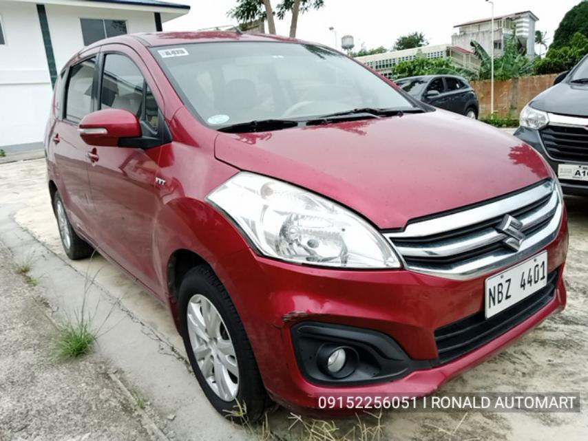 2017 Suzuki Ertiga GL 1.4
