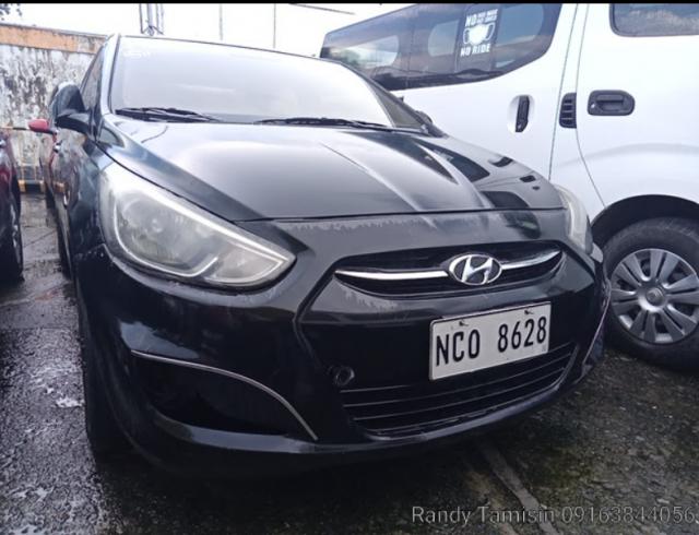 2017 Hyundai Accent GL 1.4