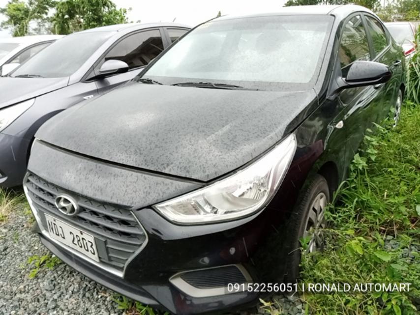 2019 Hyundai Accent RS 1.4