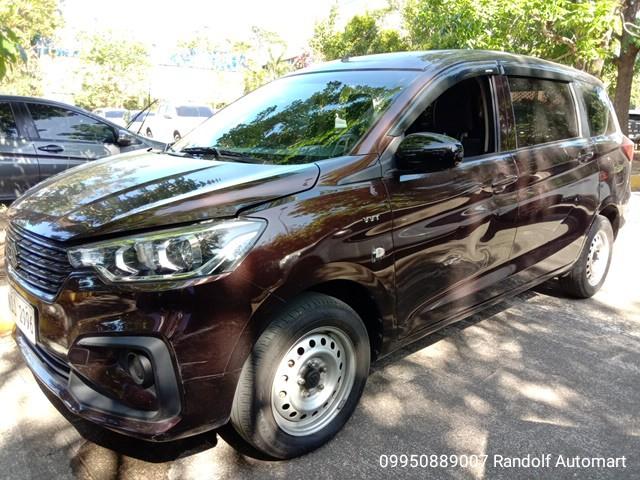2019 Suzuki Ertiga GA 1.5