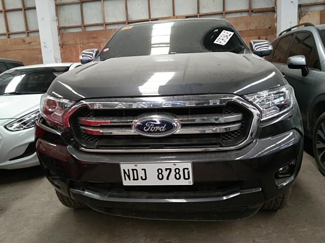 2019 Ford Ranger XLT 4x2 2.2