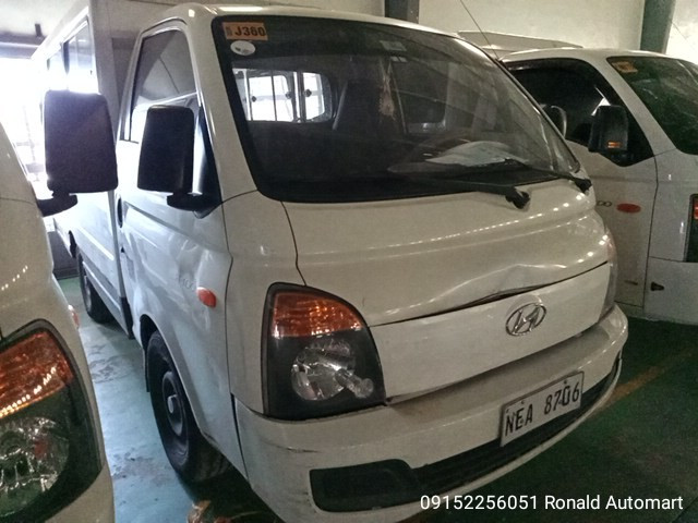 2019 Hyundai H100 GL CRDi 2.5