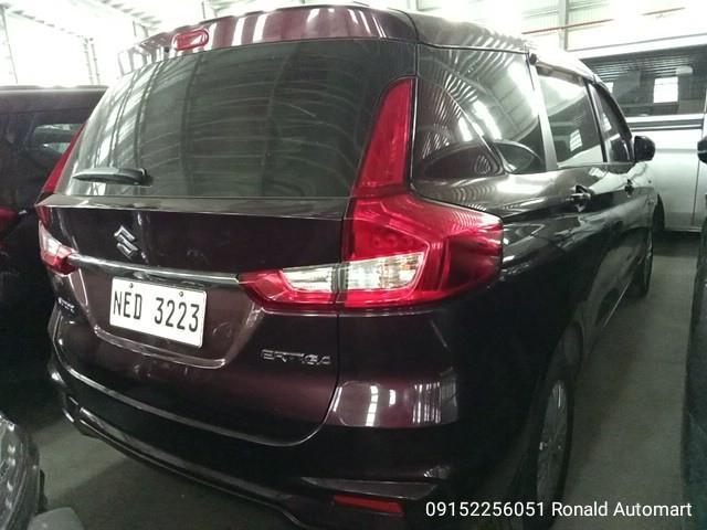 2020 Suzuki Ertiga GL 1.5
