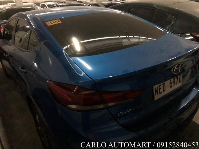 2019 Hyundai Elantra GL 1.6