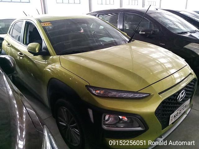 2019 Hyundai Kona GLS 2.0